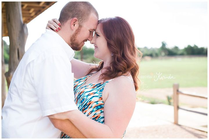Moffitt Oaks Engagement Session