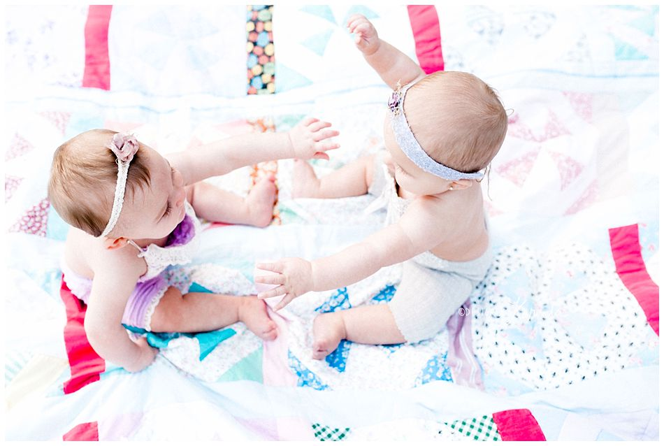 The Woodlands TX Kids Photography Twins Multiples Outdoor