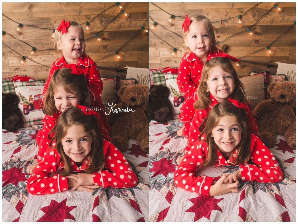 The Woodlands, TX Children Photographer | Kids Christmas Minis ...