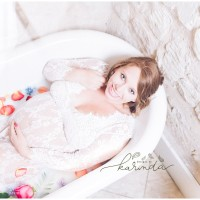 Houston Maternity Milk Bath Photographer